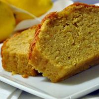 Recette sans gluten : cake au citron style Pierre Hermé