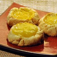 biscuits amande / citron sans gluten
