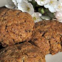 Biscuits aux pissenlits