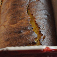 Recette sans gluten : cake au citron et amande