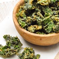 Chips de chou Kale, comment les réussir à tous les coups ?