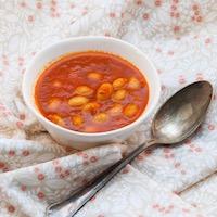 coco de Paimpol à la tomate