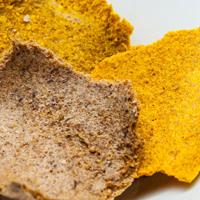 Crackers crus vegan sans gluten