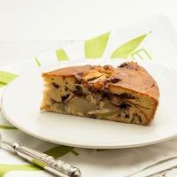 Gâteau poire chocolat sans gluten ni PLV