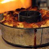 Recette sans gluten : gâteau aux pommes