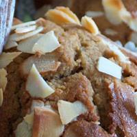 Muffins aux poires et amandes sans gluten