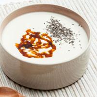 « Faux yaourts » au lait d'amande et de cajou