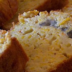 Cake à la courge butternut / selles sur cher