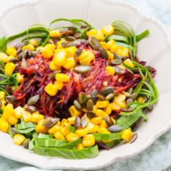 Salade de chou Pak Choï