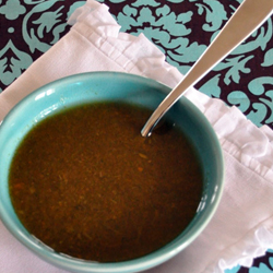 soupe chou vert et poireaux